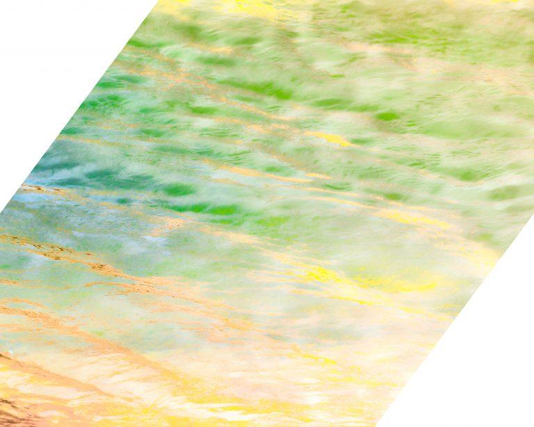 Abstraktes digitales Kunstwerk von Eva Bane
